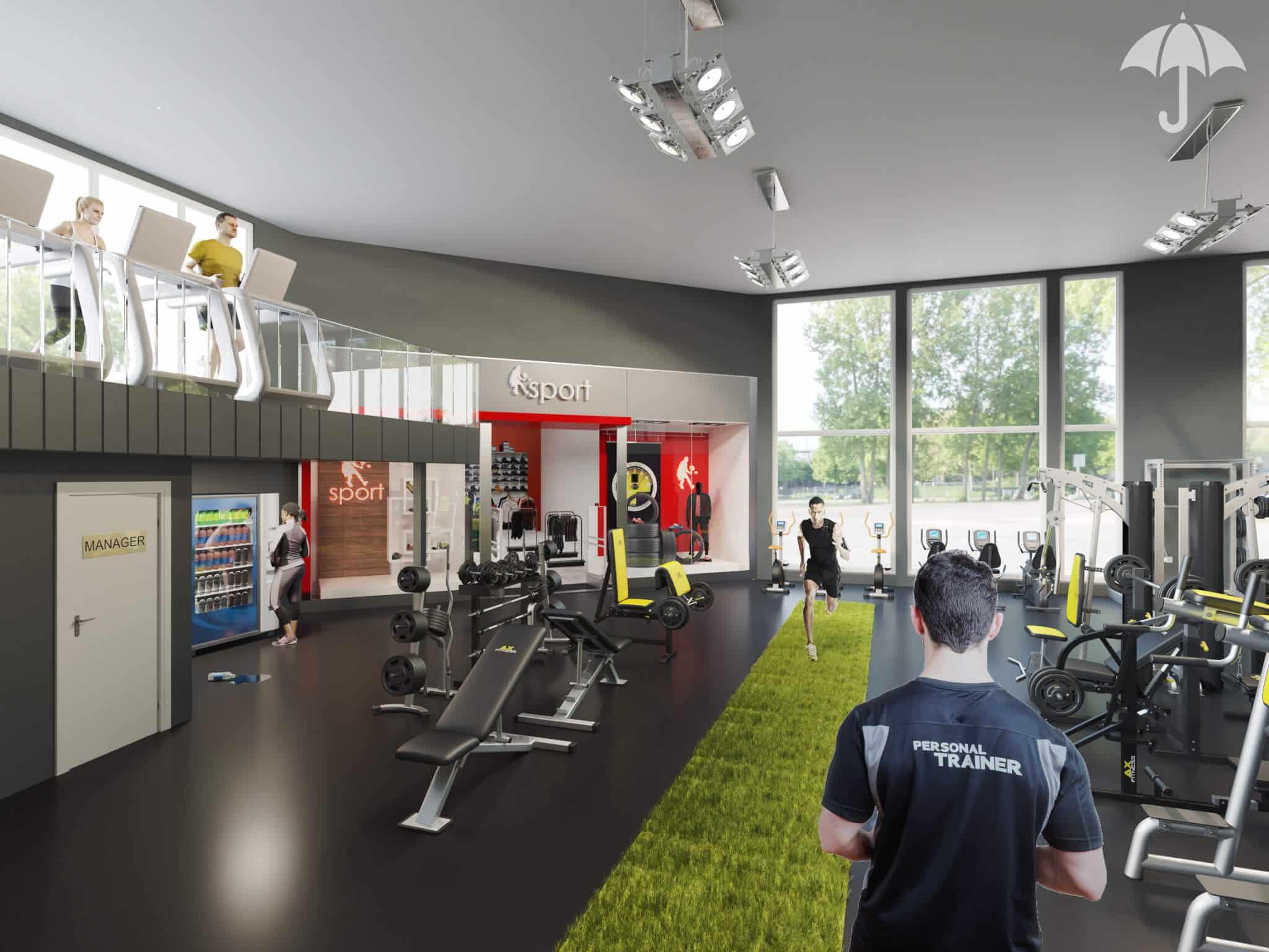 Fitness Center Synergy Insurance Group Mishawaka Indiana