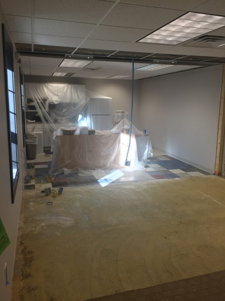 Extreme Makeover - Office Addition 5